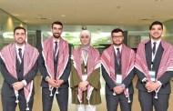جامعة الأميرة سمية تحصد بطولة مناظرات الجامعات باللغة العربية