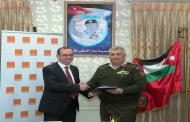 تجديد اتفاقية الخطوط الأرضية بين القوات المسلحة الأردنية واورانج الأردن