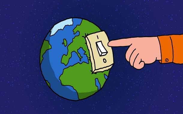 كيف نحتفي بساعة الأرض؟توصيات