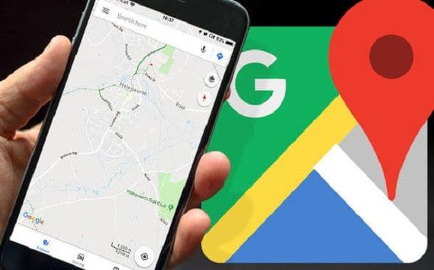 تطبيق خرائط جوجل على متجر بلاي يصل الى 5 مليار مرة تحميل