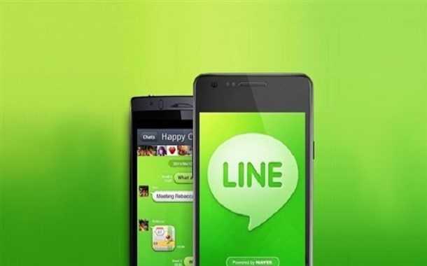 تحديث جديد في تطبيق لاين للتواصل الفوري