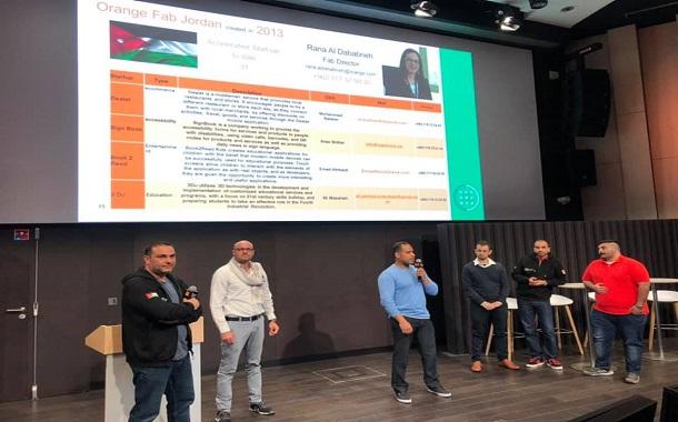 وبدات رحلة ست شركات ريادية اردنية في مؤتمر VivaTechnology...... بدعم من شركة اورانج الاردن- صور