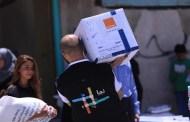بموجب الشراكة الطويلة مع تكية أم علي  ..... موظفو  اورانج الأردن يشاركون بتوزيع الطرود الغذائية على الأسر العفيفة
