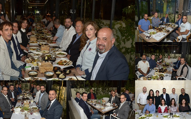 أمنية تقيم حفل إفطار تكريماً للأسرة الصحفية والإعلامية