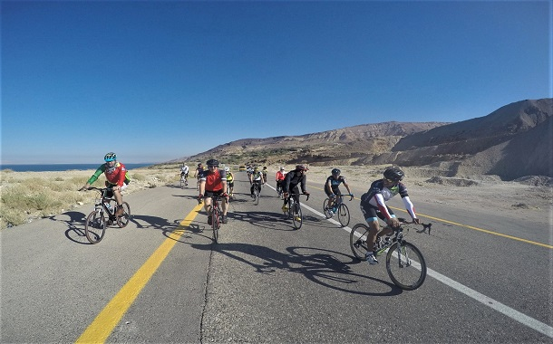 مبادرة الدراجات العالميةGBIتدعم الرياضة في الأردن من خلالBOOST