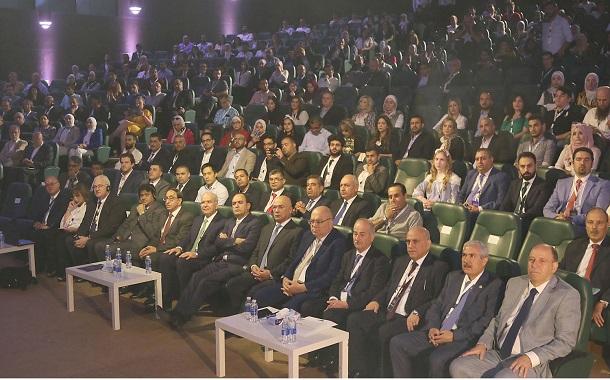 مندوبا عن ولي العهد .......  وزير التعليم العالي يرعى مؤتمر جامعة الحسين التقنية السنوي الثاني