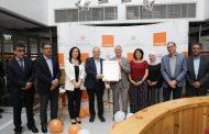 Orange الأردن تحصل على شهادة الاعتراف بالتميز EFQM   من مركز الملك عبدالله الثاني للتميز  ... اول شركة اتصالات في الأردن وثاني شركة على مستوى المملكة