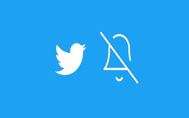 تويتر تختبر خاصية جديدة لتعطيل الإشعارات وتأجيلها لفترة زمنية محددة