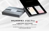 هاتف P30 Pro لون كريستالي لامع فريد و128 ميجابايت من سعة التخزين