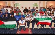 برونزيتان للأردن في البطولة العربية لفرق السكواش للناشئين