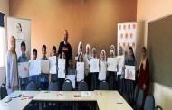 اورانج الأردن تدعم ورشة الرسّام العبداللات لطلبة
