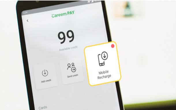 كريم تطلق خدمة شحن رصيد الهواتف المحمولة عبر محفظتها Careem Pay