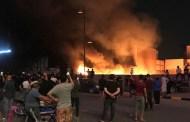 قطع خدمة الانترنت في العراق بسبب احتجاجات