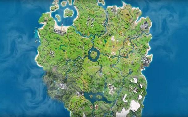لعبة فورتنايت تنطلق بخريطة جديدة في موسمها الحادي عشر