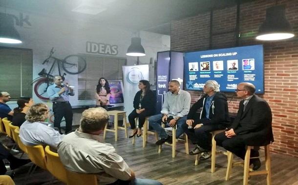 شركات أردنية تنافس للدخول ضمن افضل ١٠ شركات بمسرعاتTechStars hub71