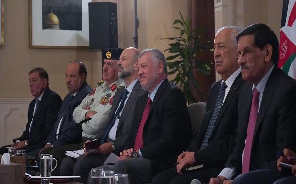 الملك : الاقتصاد الأردني يتحسن