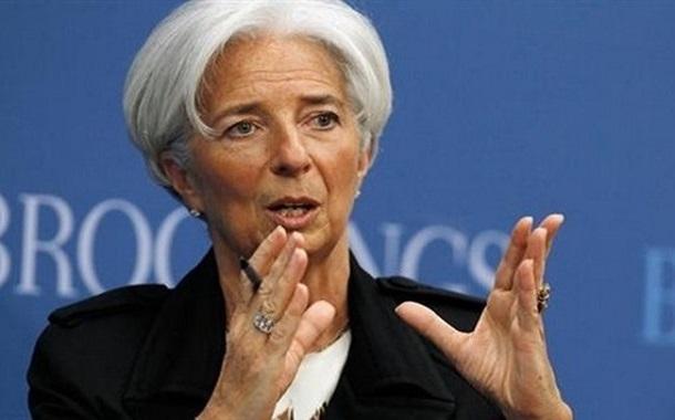 كريستين لاغارد تتسلم رئاسة البنك المركزي الأوروبي