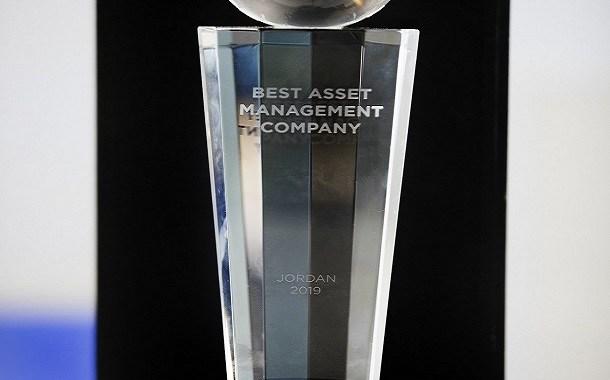 كابيتال للاستثمارات تفوز بجائزة  أفضل شركة في الأردن لإدارة الأصول 2019