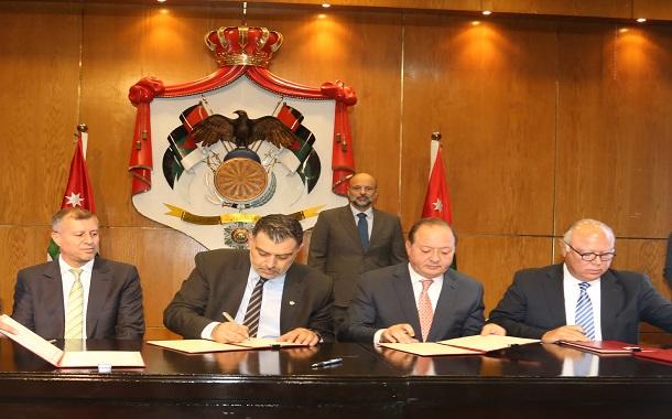 ماكدونالدز الأردن توقع اتفاقية تدريب وتشغيل 550 اردني ضمن مبادرة