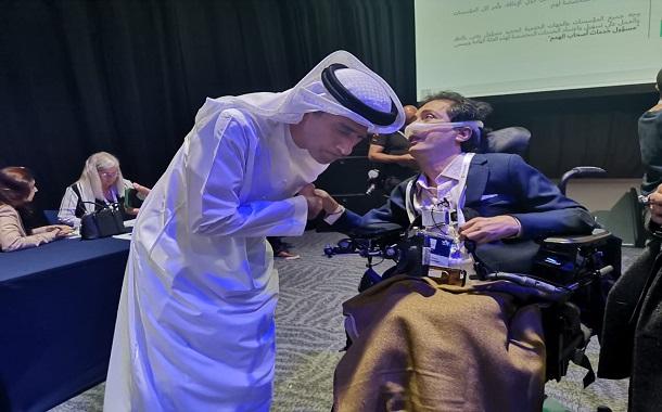 انطلاق قمة دبي العالمية لتسهيل سياحة أصحاب الهمم اليوم