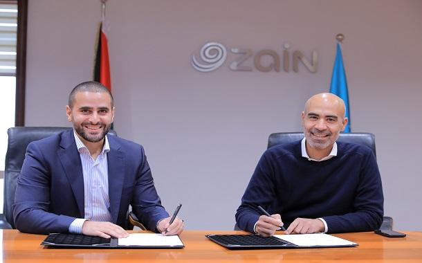 زين توقع اتفاقية تعاون مع POSRocket لطرح خدمات إدارة المبيعات من خلال التقنيات السحابية