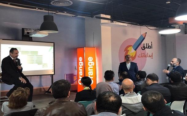 اورانجالأردن تعقد جلسة للتعريف بشركة الصندوق الأردني للريادة