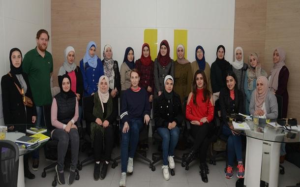 أكاديمية أمنية لأمن المعلومات وكاسبرسكي ..... ورشات لتمكين المرأة الأردنية في مجال الأمن السيبراني