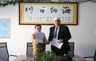 اتفاقية بين طلال أبو غزالة وإلكترونيكس الصينية لإنشاء أجهزة تقنية