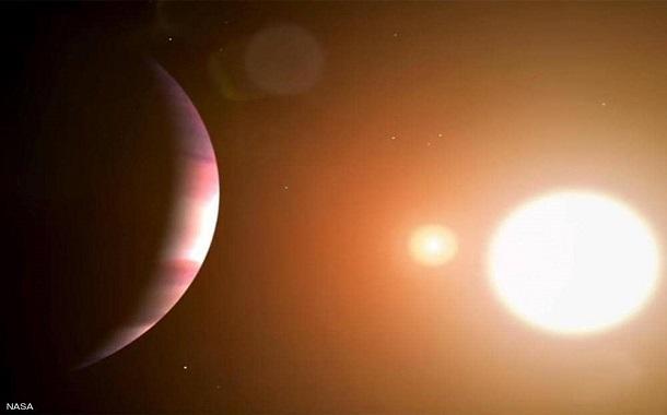 طالب ثانوية يكتشف كوكبا بعد أيام من تدريبه في