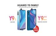 هواوي تقدم لمحبيها في الأردن نسخة جديدة من هاتف Huawei Y9 Prime 2019 الرائع!
