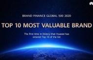 هواوي تُصنَّف ضمن أفضل 10 علامات تجارية قيّمة من قِبَل