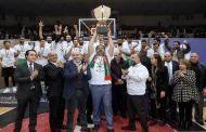 فريق الوحدات يتوج بلقب بطولة دوري بنك الإسكان الممتاز لكرة السلة 2019- 2020