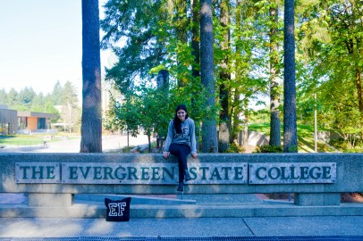 Evergreen State Collega Olympia Seattle