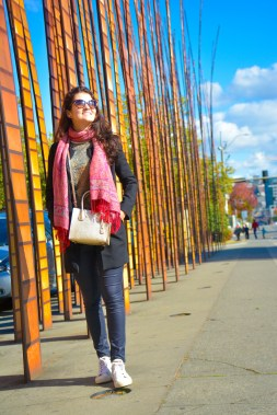 Seattle Center Art Chihuly Glass and Garden Museum of Pop Culture