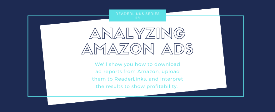 ReaderLinks: Analyzing Amazon Ads