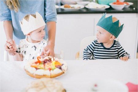 Verjaardag babies