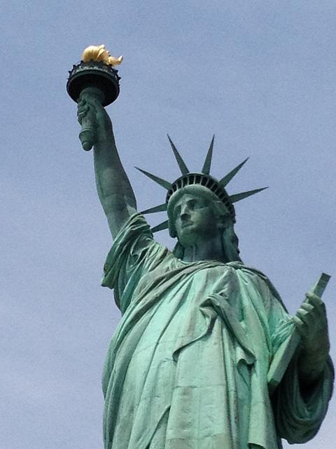 פסל החירות - משקיעים בעלי אזרחות אמריקאית