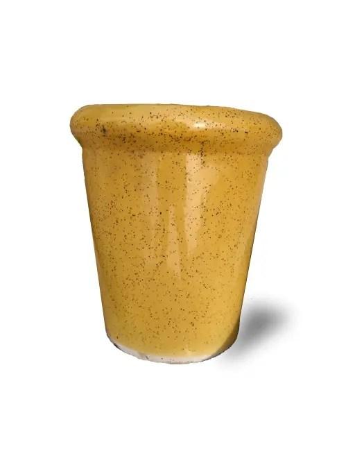Flower Pot Yellow