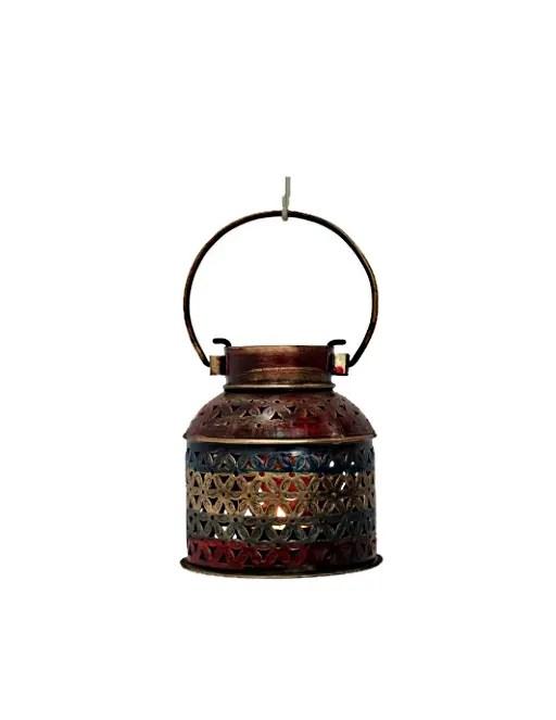 Hanging Kettle Lamp