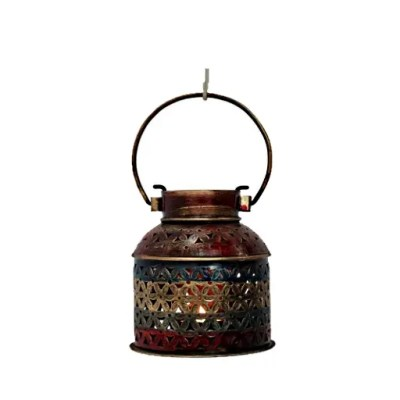 Hanging Kettle Lamp