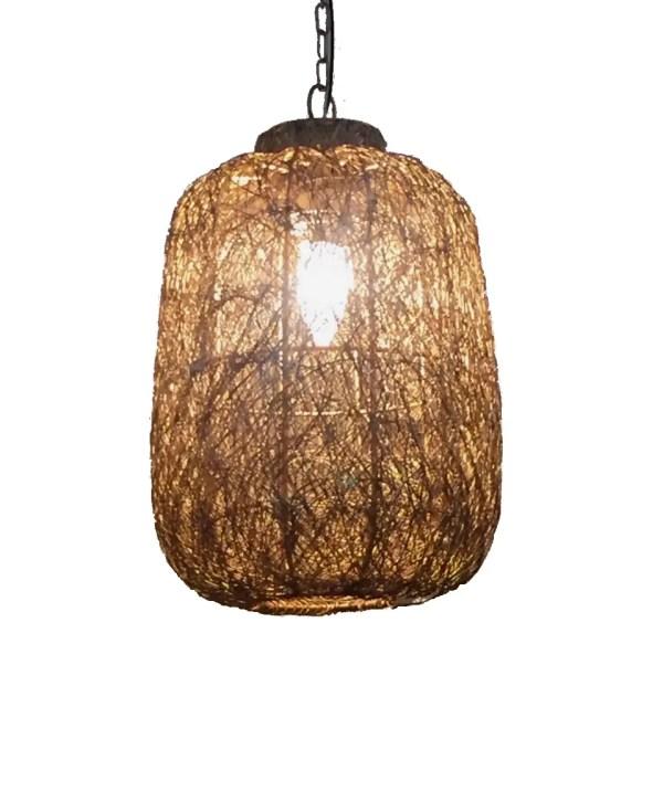 Hanging Jali Lamp