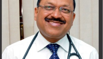 Dr. Vimal Chhajed, founder and director of Saaol Heart Center, New Delhi