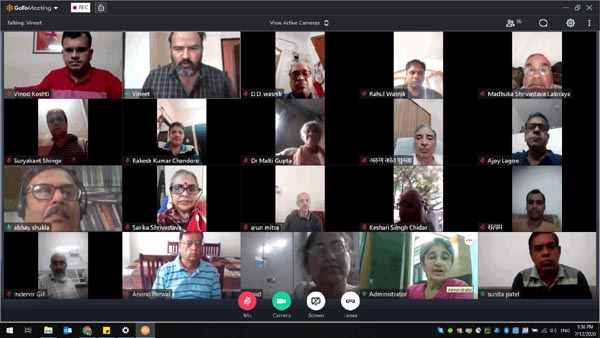 """Webinar on Health.... A webinar on the topic """"Nationalization of Health Services in India"""","""
