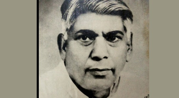 A unique freedom fighter Late Ratan Lal Bansal