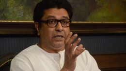 Mumbai: Maharashtra Navnirman Sena (MNS) chief Raj Thackeray addresses a press conference in Mumbai on Dec 11, 2018. (Photo: IANS)