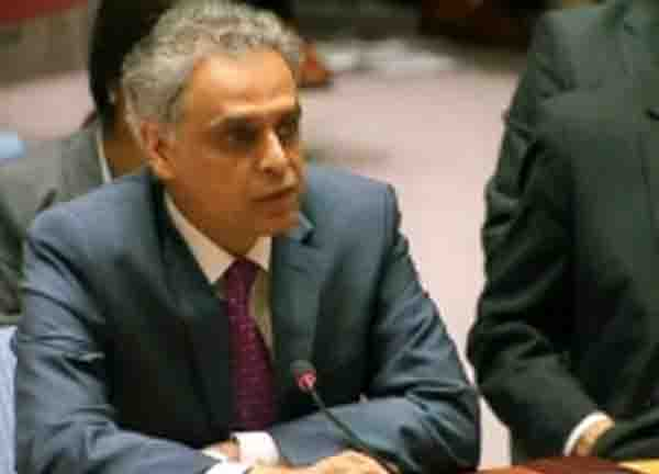 Syed Akbaruddin Indias Ambassador and Permanent Representative to the United Nations