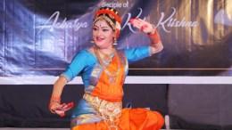 Sunila Gollapudi presents Andhra Natyam & Golla Kalapam dance recital!