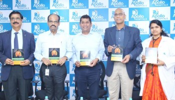 Apollo Hospitals & MMC, New York, hosted first exclusive Congress on Lung transplantation, to kick-start on Saturday!
