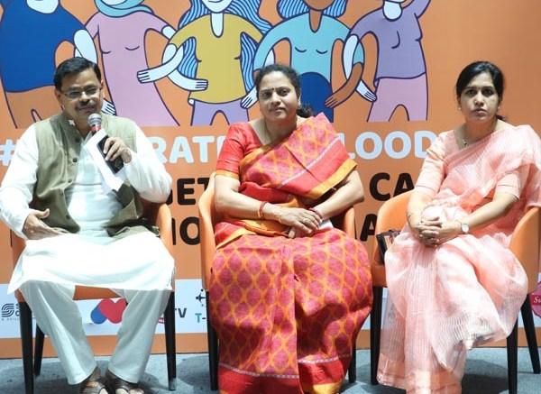 Menstrual Festival hosted on the eve of Menstrual Hygiene Day