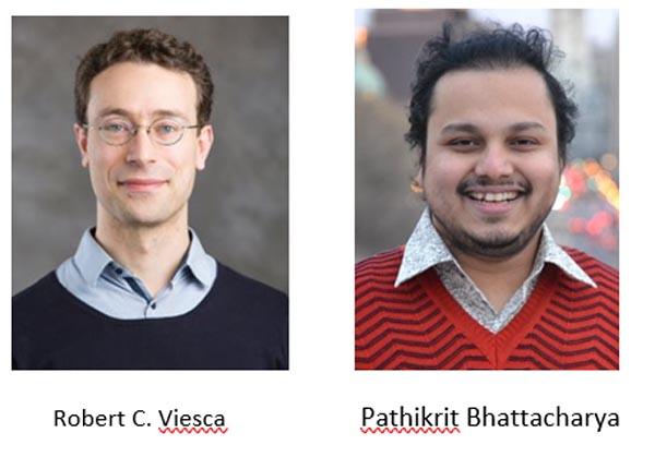Robert C. Viesca Pathikrit Bhattacharya